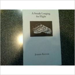 cover of a steady longing for flight