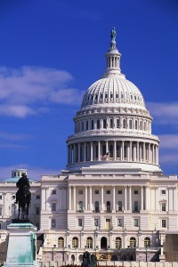 Capitol Building in Washington, D.C., U.S.; image from Office.com